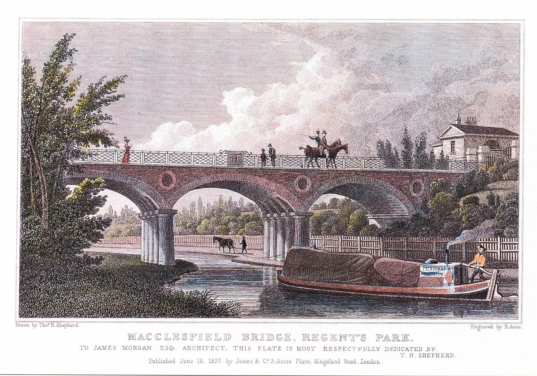 02 macclesfield - Regent's Canal 200th